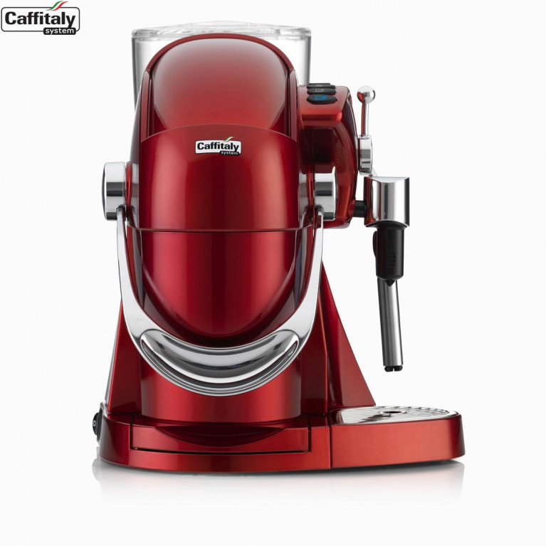 Капсульная кофемашина Nautilus S11HS Caffitaly System красная