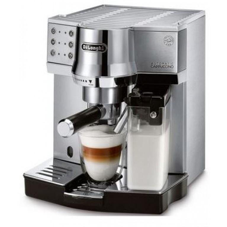 Обзор кофеварки DeLonghi ЕС 850 M