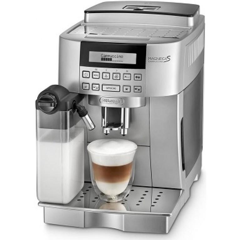 Обзор кофемашины DeLonghi Magnifica ECAM 22.360.S