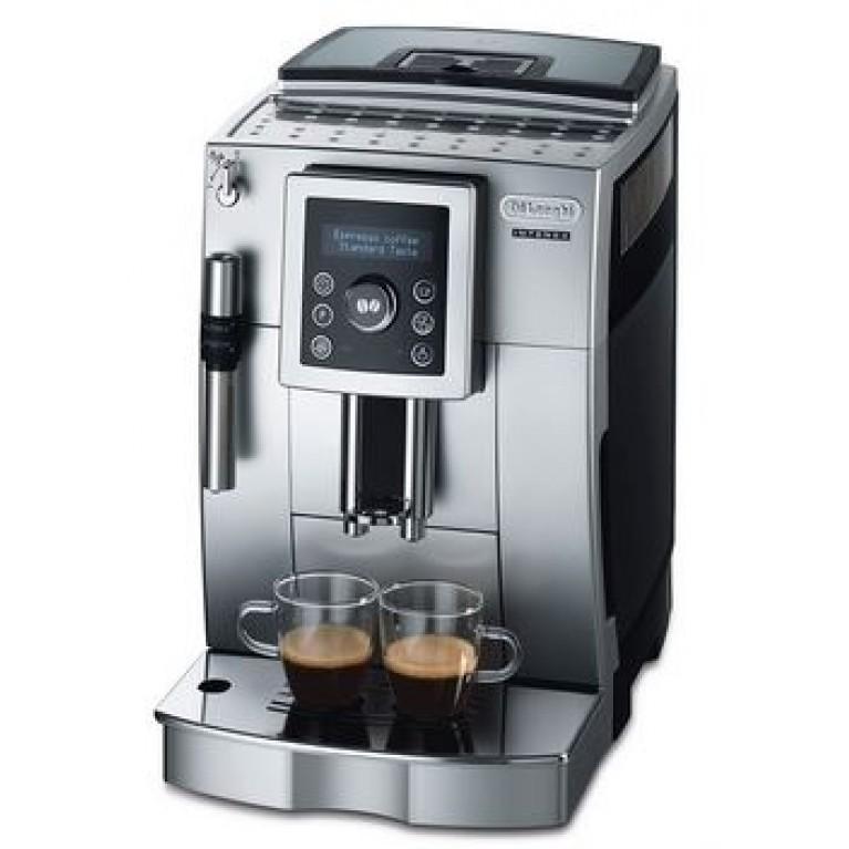Обзор кофемашины Delonghi ECAM 23.420.SB