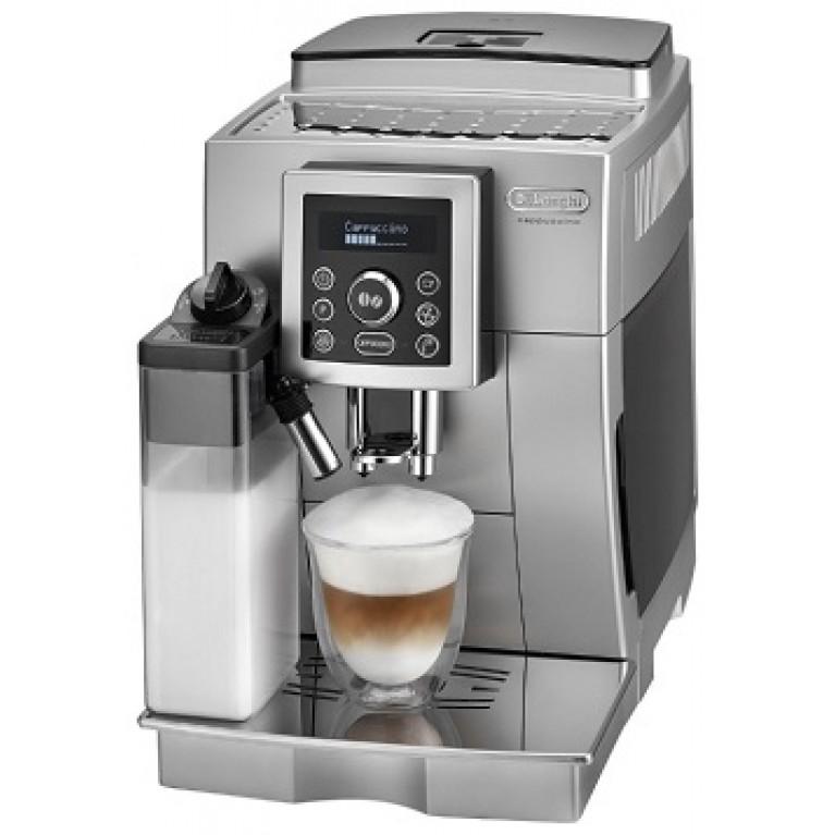 Обзор кофемашины DeLonghi ECAM 23.460/23.464 S