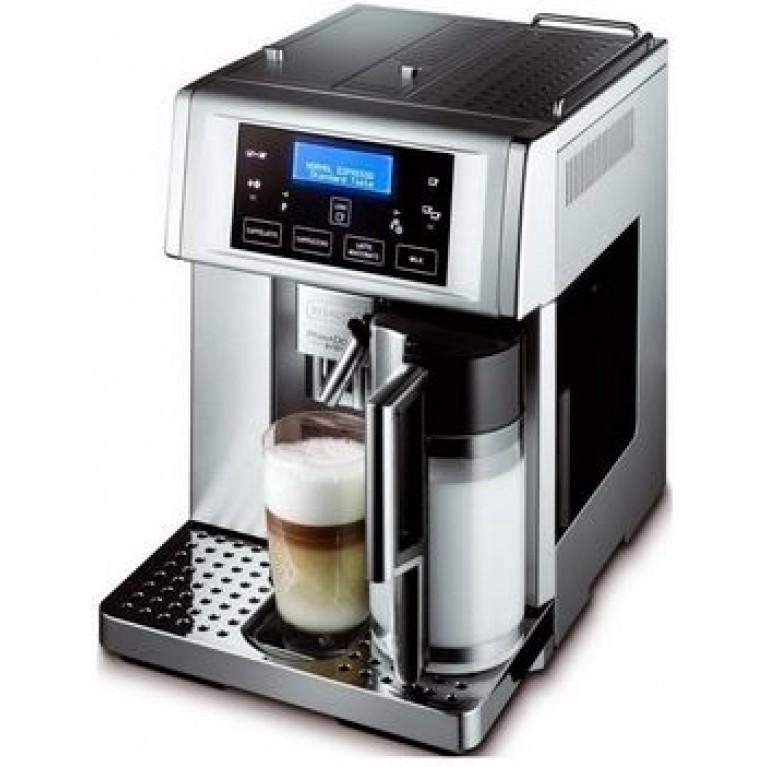 Обзор кофемашины DeLonghi PRIMADONNA ESAM 6700/6704
