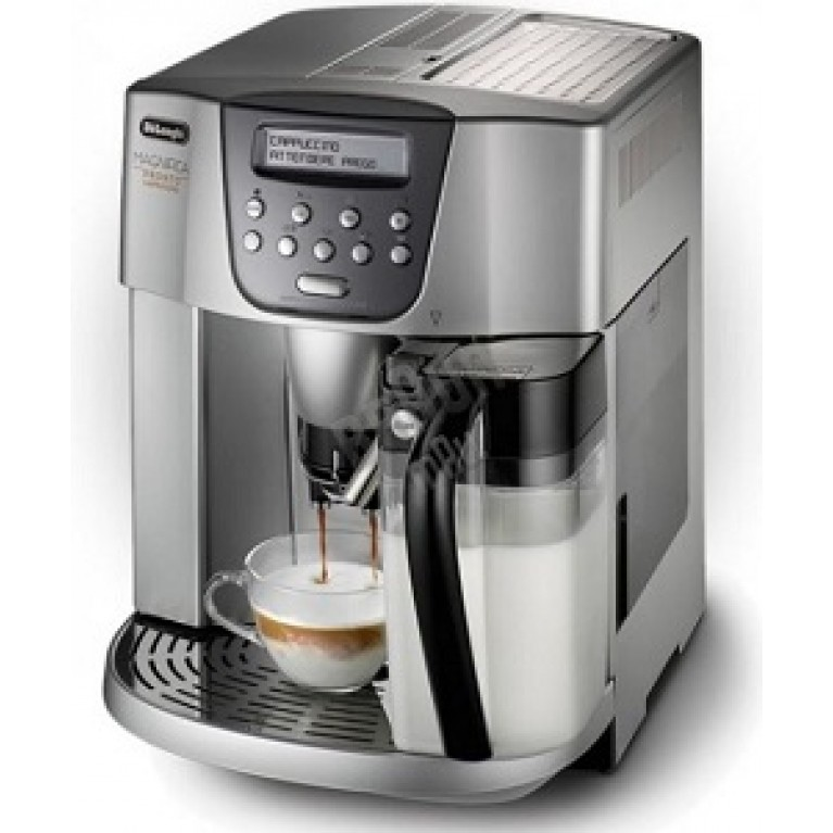 Обзор кофемашины DeLonghi MAGNIFICA ESAM 4500.S: вкус Италии