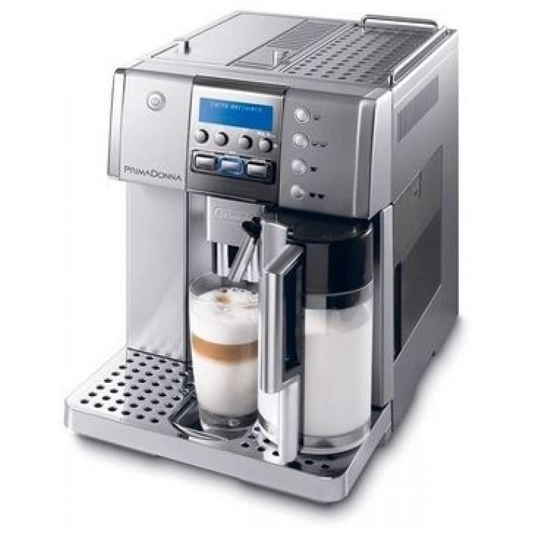 Обзор кофемашины DeLonghi ESAM 6620