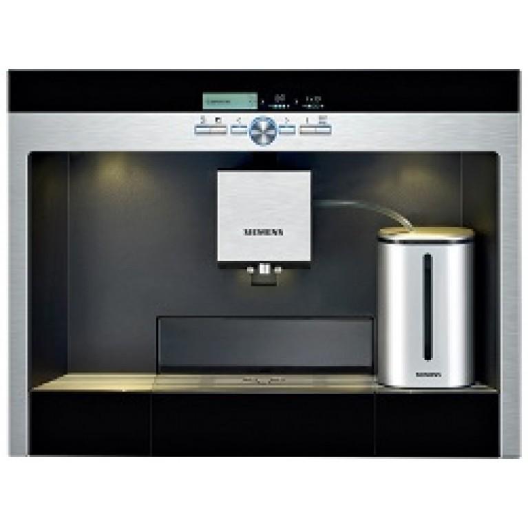 Обзор встраиваемой кофемашины Siemens TK 76K573