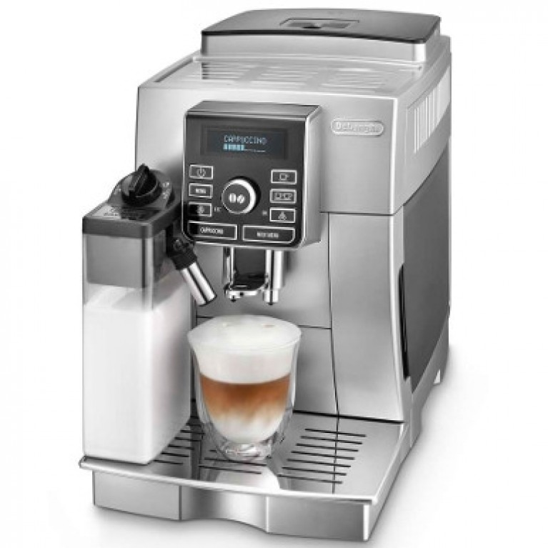 Обзор кофемашины DeLonghi ECAM 25.462