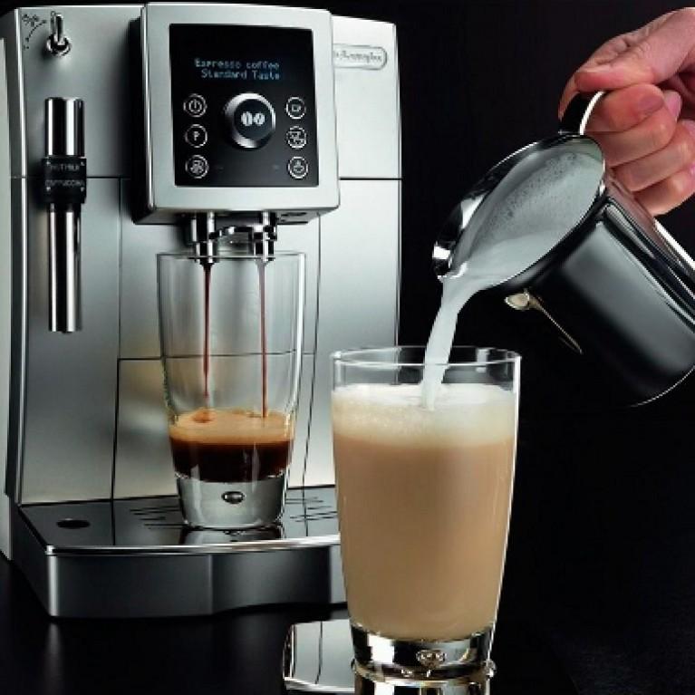 Как выбрать кофемашину DeLonghi?