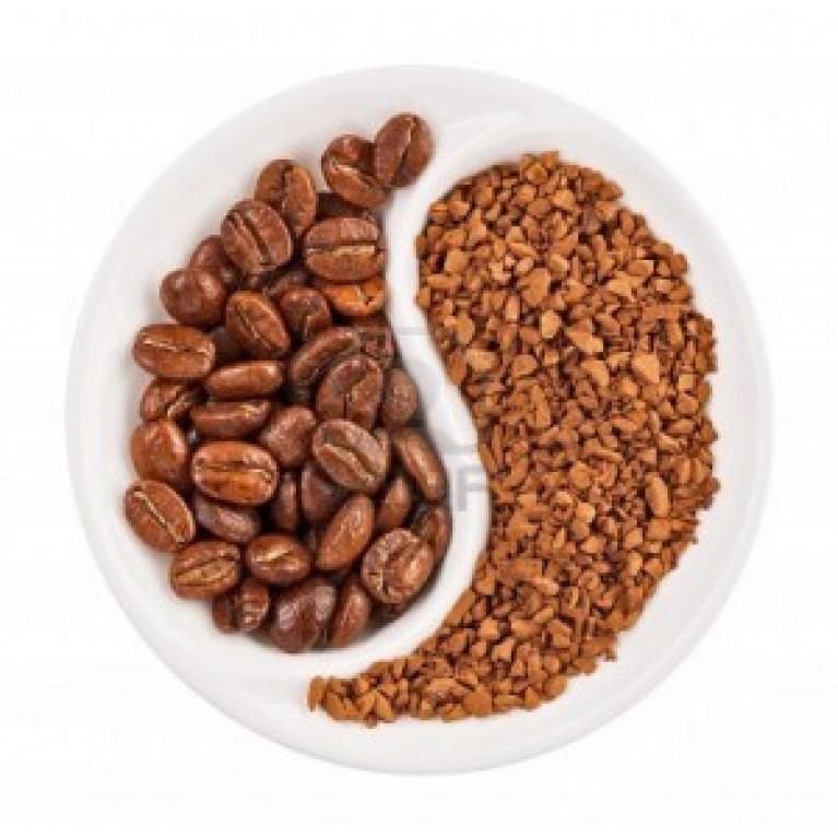 Что Вы знаете о растворимом кофе?