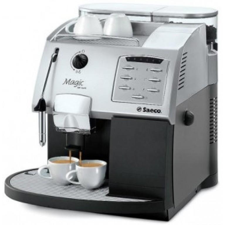 Кофемашины автоматические: выбираем модель для дома