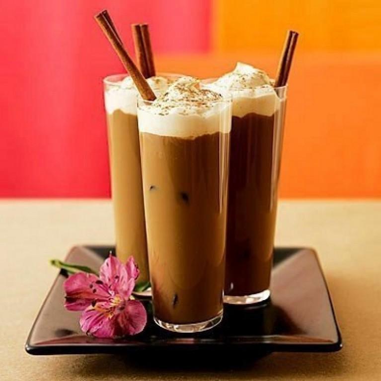 Рецепты холодного кофе