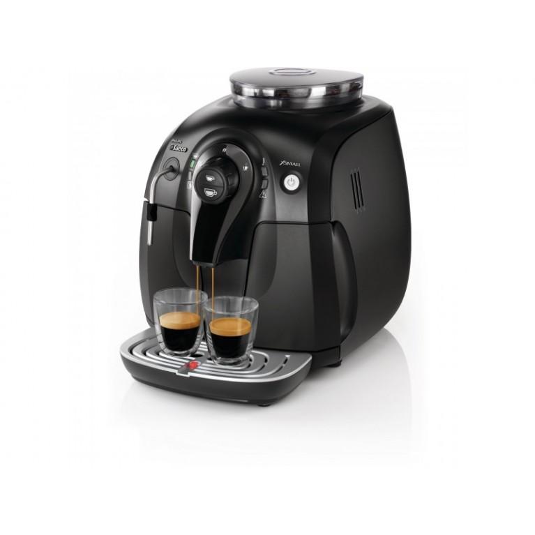 О кофемашинах Philips Saeco (видео часть 2)