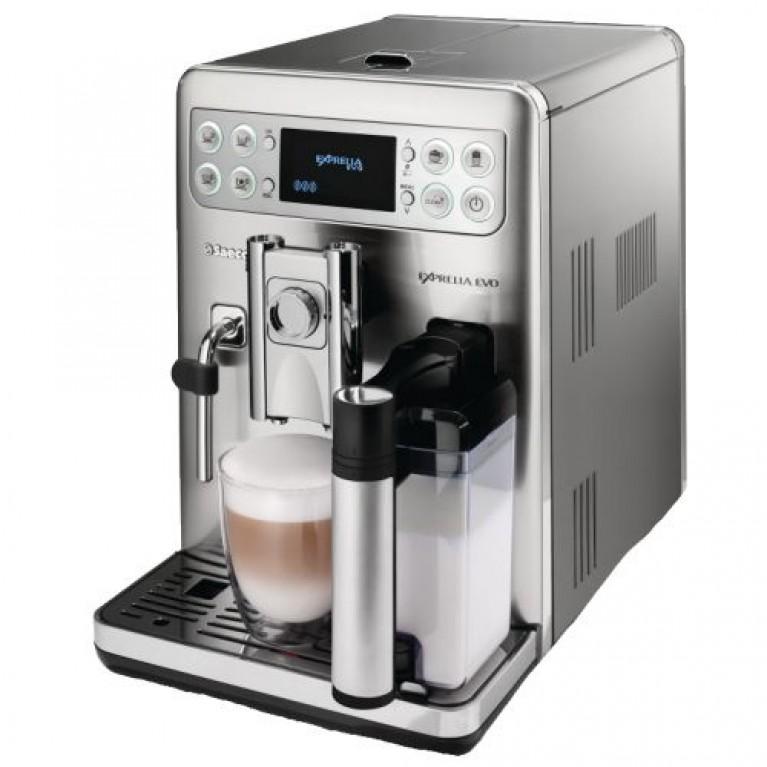 О кофемашинах Philips Saeco (видео часть 1)