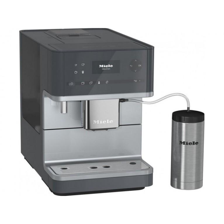 Кофемашина Miele CM6350 графитовый серый GRGR