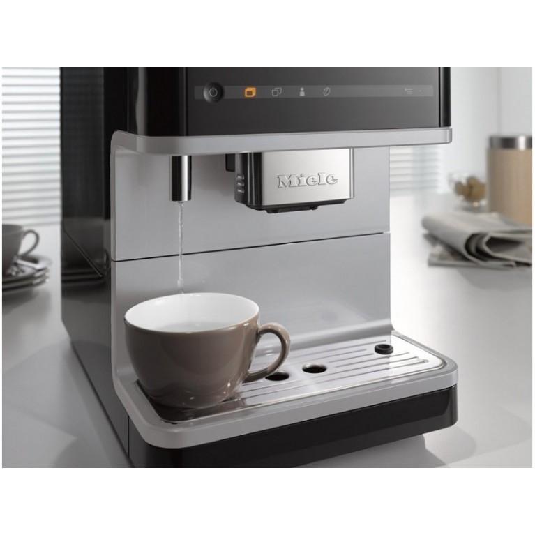 Кофемашина Miele CM6350 черный обсидиан OBSW