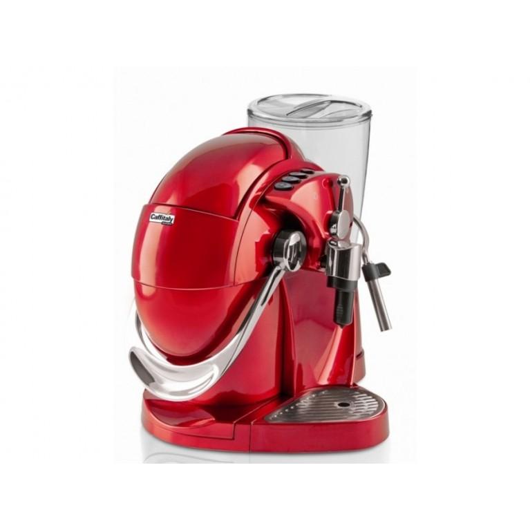 Капсульная кофемашина Caffitaly Nautilus S06 Red