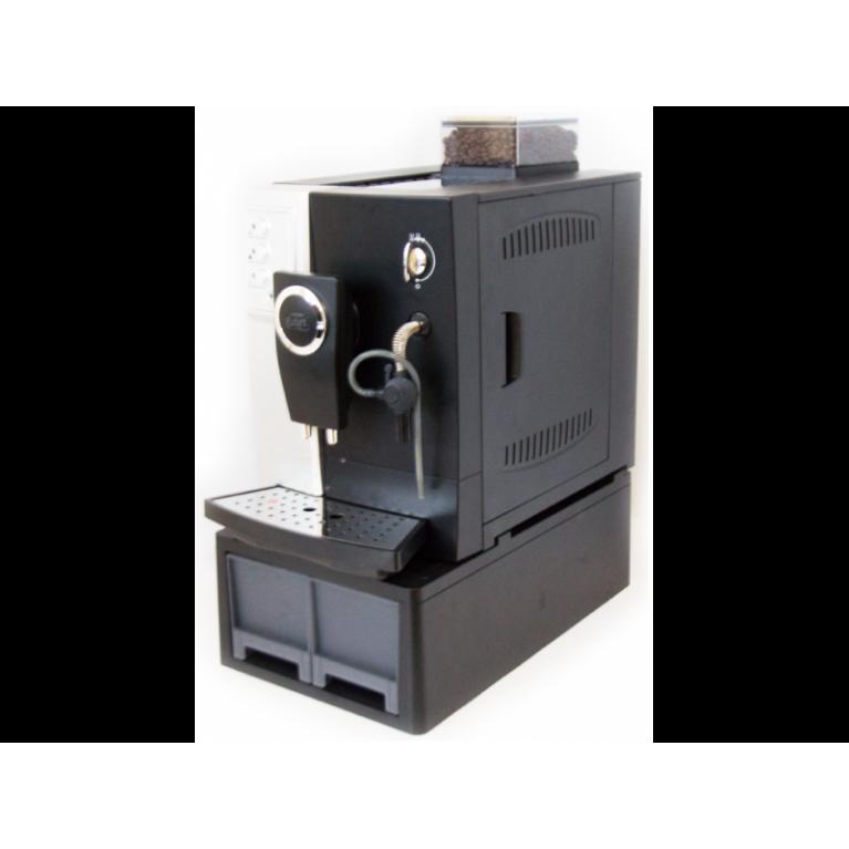 Кофемашина Colet Q 003 B (увеличенные контейнеры для кофе и отходов)
