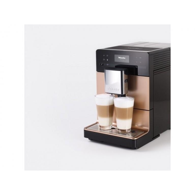 Кофемашина Miele CM5500 розовое золото ROPF