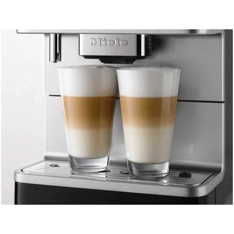 Кофемашина Miele CM6350 белый лотос LOWE
