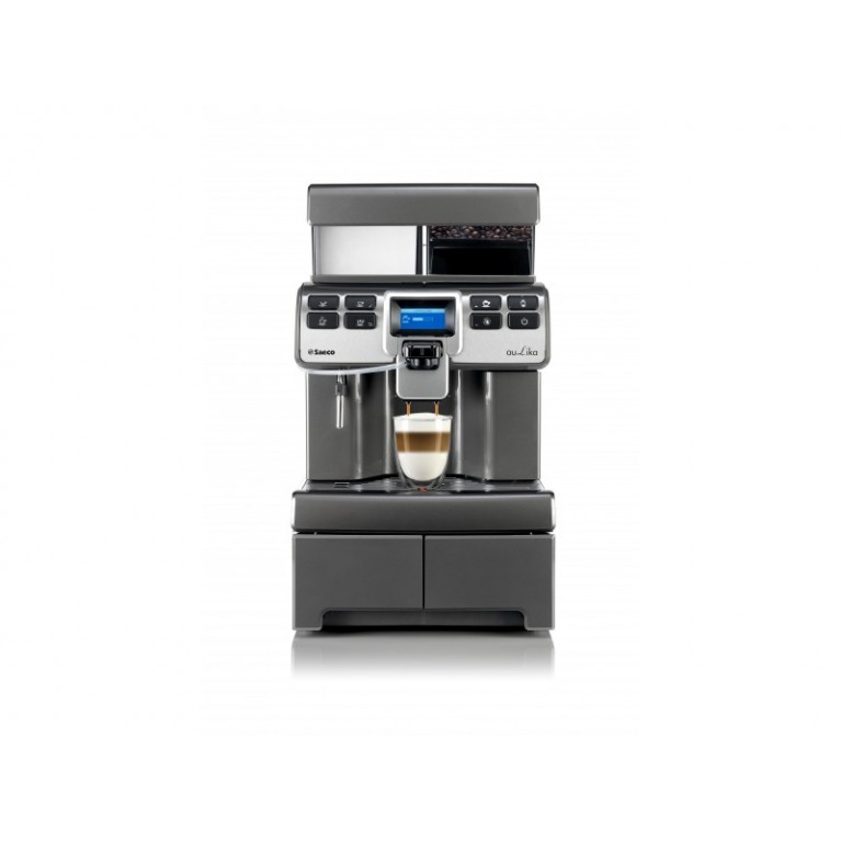 Кофемашина Saeco Aulika Top High Speed Cappuccino V2 (подкл. к водопроводу)
