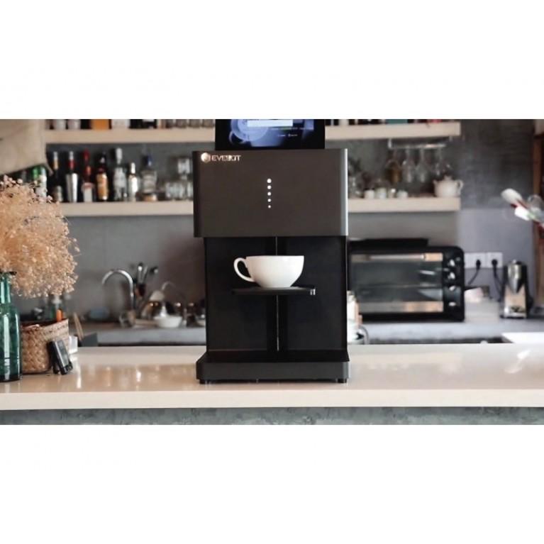 Кофе-принтер Evebot Fantasia PRO