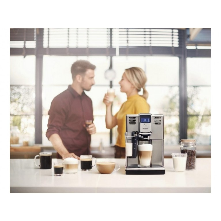 Кофемашина Philips LatteGo Premium EP5045