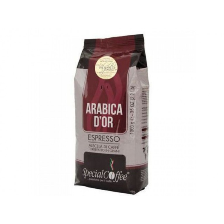 Кофе SpecialCoffee Arabika D'or