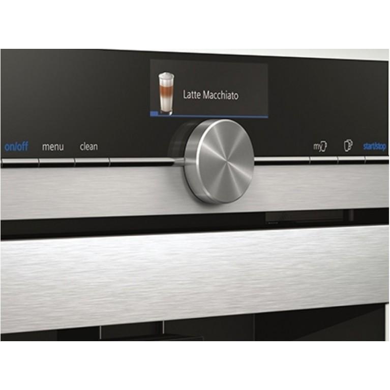 Встраиваемая кофемашина Siemens CT 636 LEW1