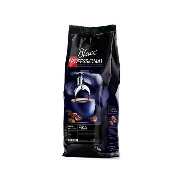 Кофе Black Professional FIKA