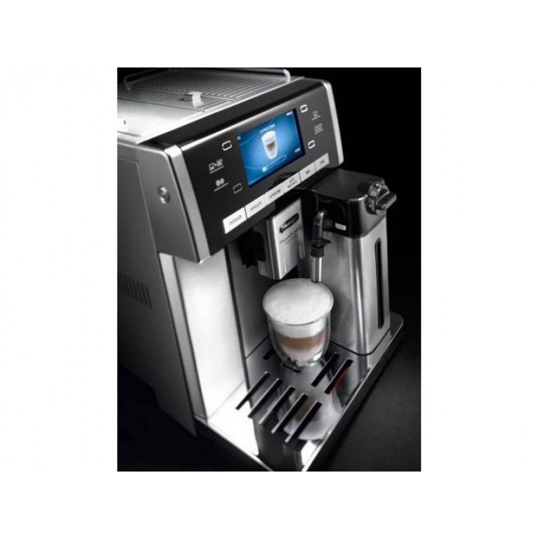 Кофемашина DeLonghi ESAM 6904 M PrimaDonna Exclusive