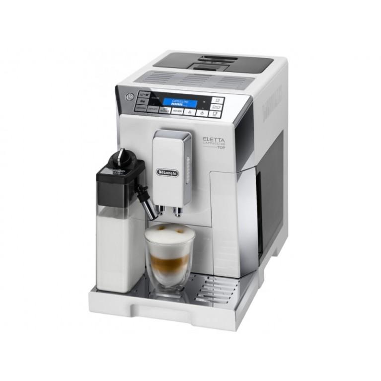 Кофемашина DeLonghi ECAM 45.764 W Eletta Cappuccino Top