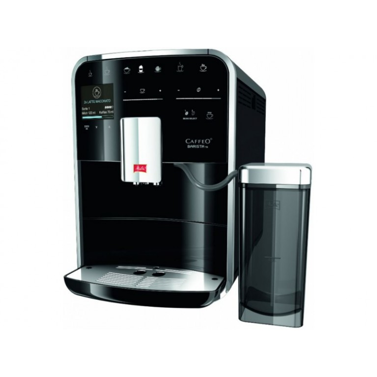 Кофемашина Melitta Caffeo F 750-102 Barista TS black