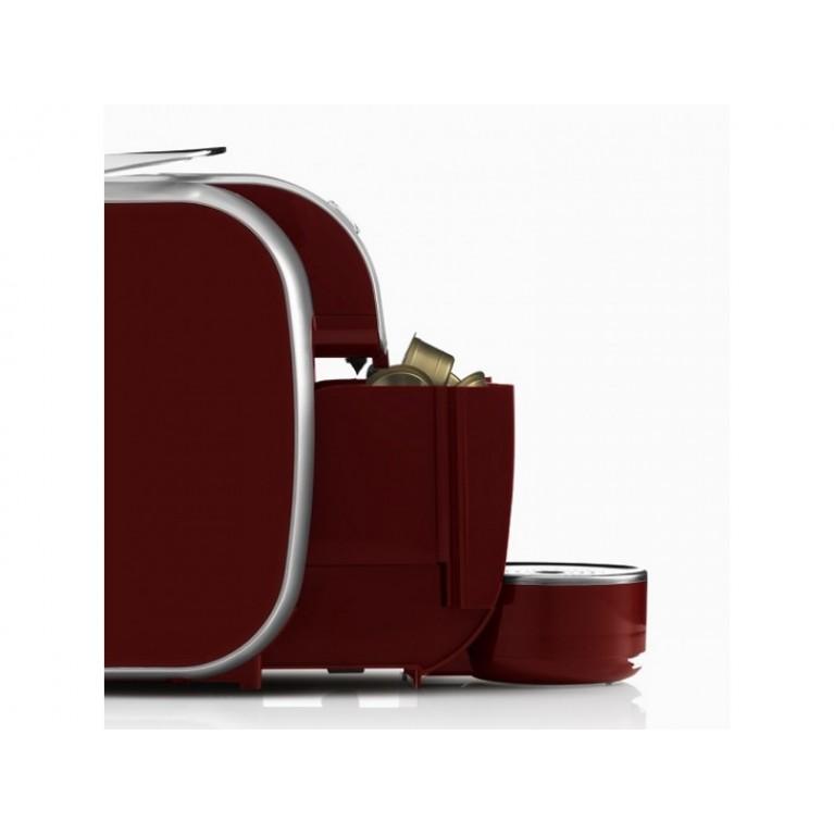 Капсульная кофемашина Caffitaly S07 Red-silver