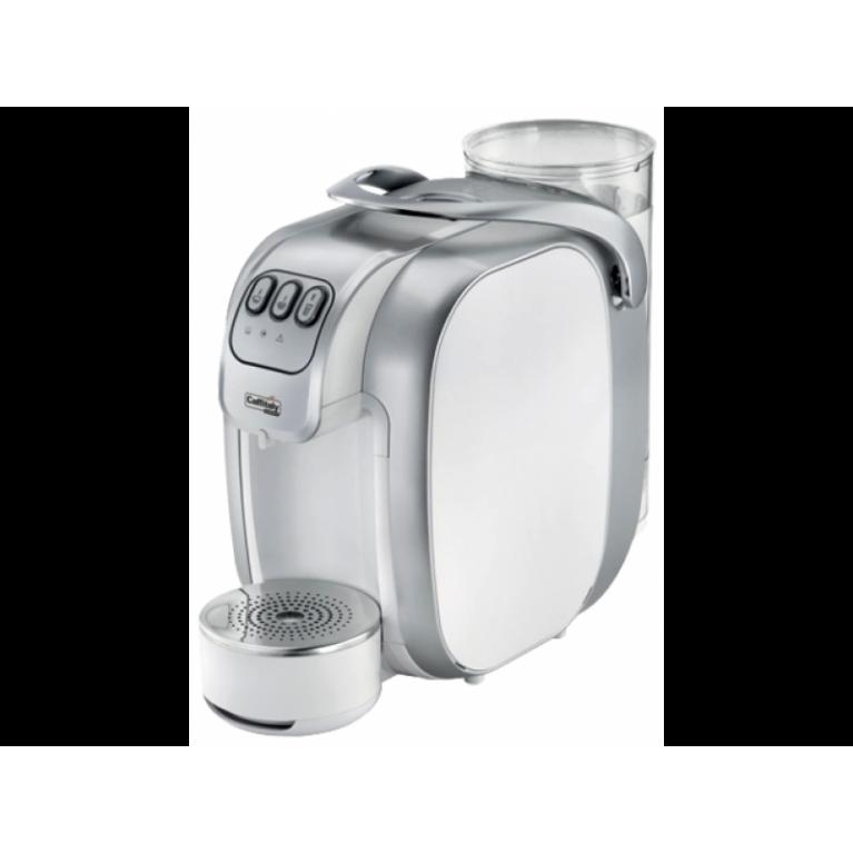 Капсульная кофемашина Caffitaly S07 White-silver