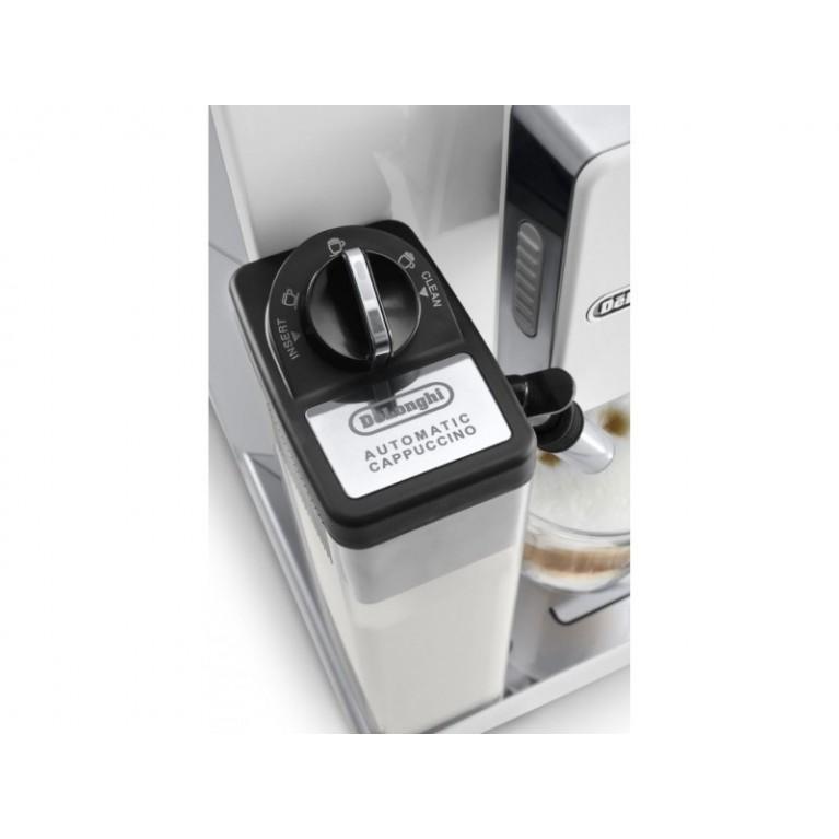 Кофемашина DeLonghi ECAM 45.760 W Eletta Cappuccino Top