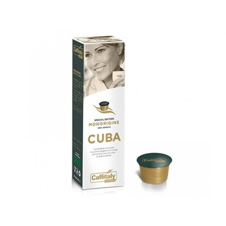 Кофе в капсулах Caffitaly CUBA
