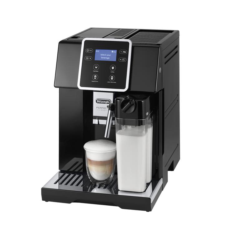 Кофемашина DeLonghi ESAM420.40.B Perfecta evo black