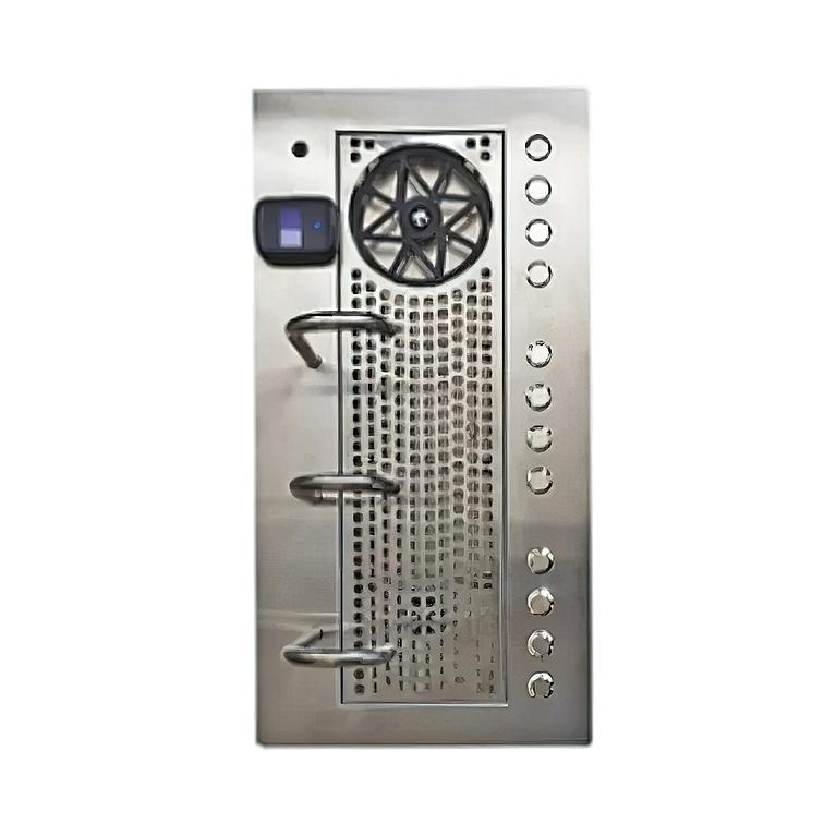 Дозатор молока автоматический встраиваемый EasySystem EasyMilk EM-02.3R.2/3 с радиомодулем и ринзером для 3 видов жидкостей