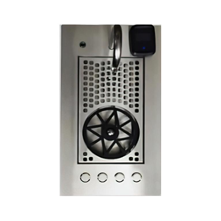 Дозатор молока автоматический встраиваемый EasySystem EasyMilk EM-02.3R.2 с радиомодулем и ринзером
