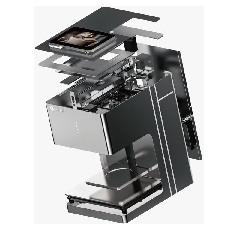Кофе-принтер Evebot Fantasia Color