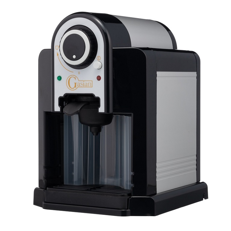 Кофеварка рожковая Gasian D6 branco, cinzento, preto