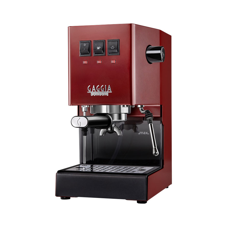 Кофемашина Gaggia Classic, black, blue, gray, red, white