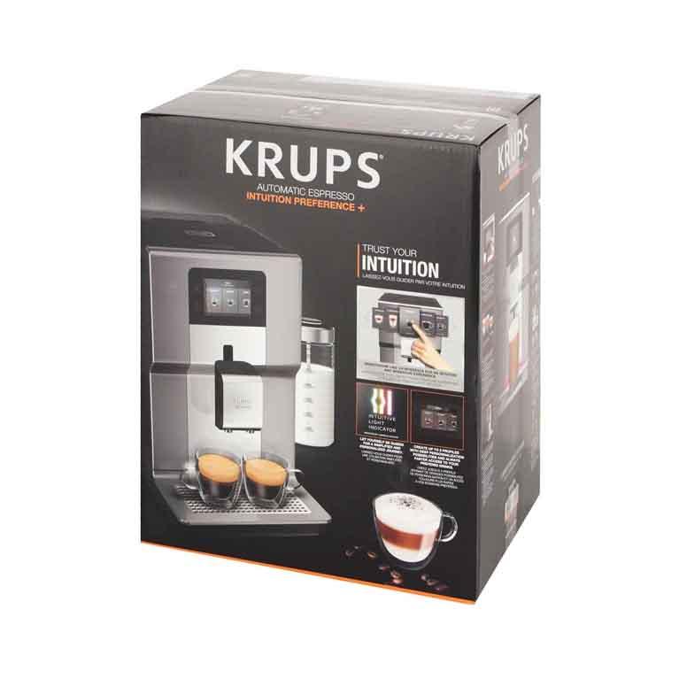 Кофемашина Krups Intuition Preference+ EA875E10