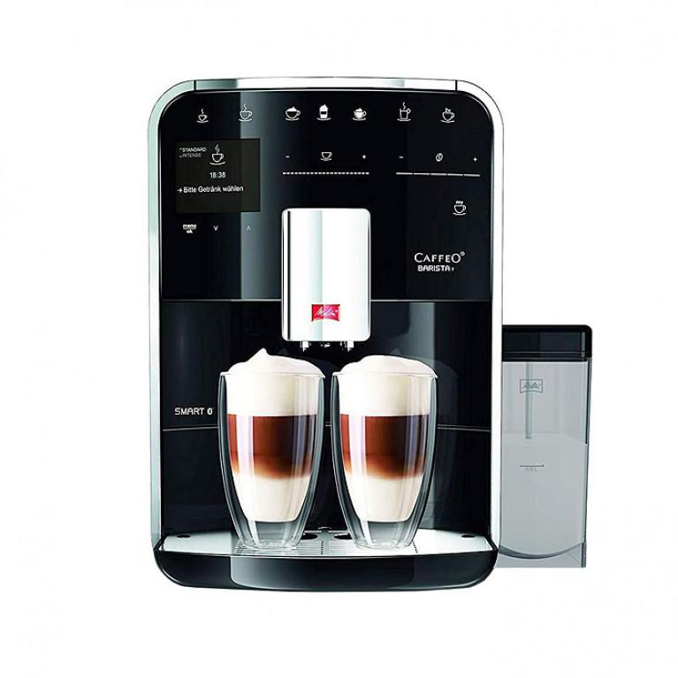 Кофемашина Melitta Caffeo Barista T Smart black