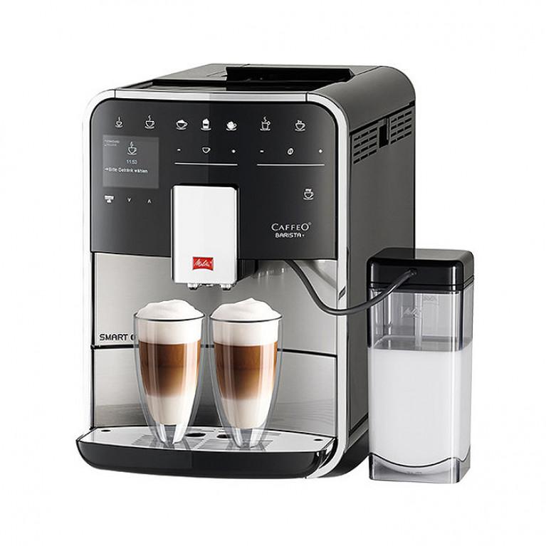 Кофемашина Melitta Caffeo Barista T Smart silver/black