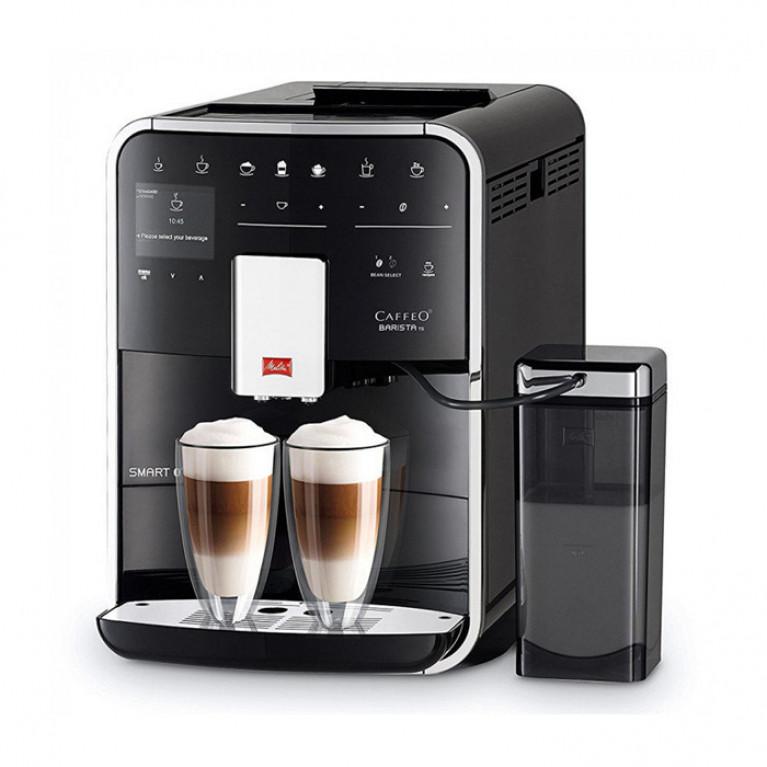 Кофемашина Melitta Caffeo Barista TS Smart black
