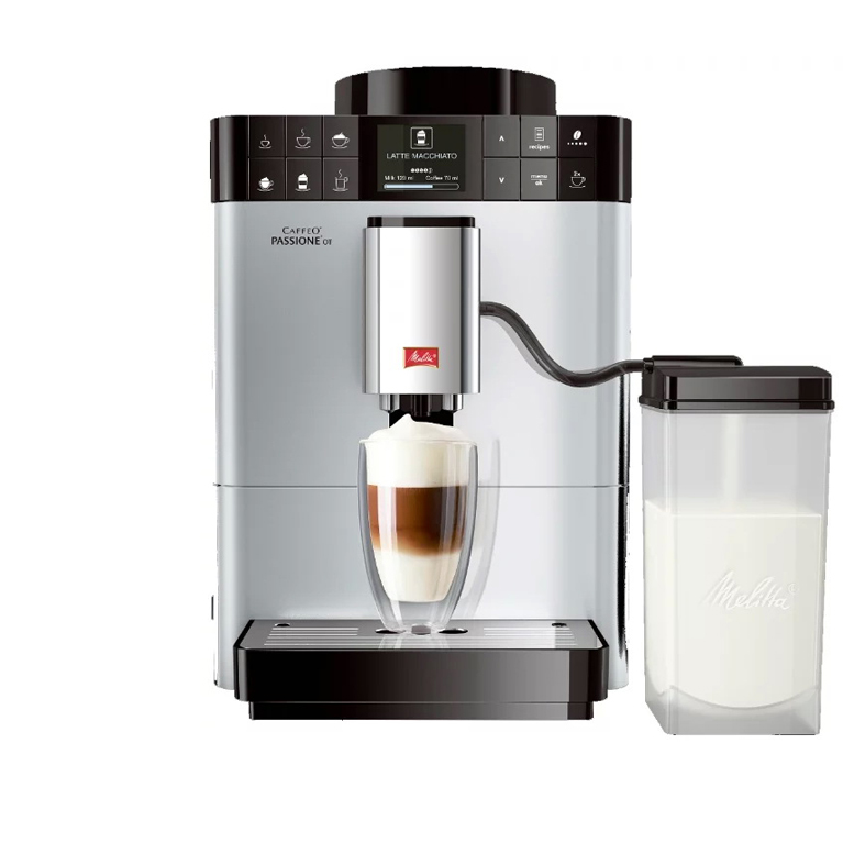 Кофемашина Melitta Caffeo Passione OneTouch silver