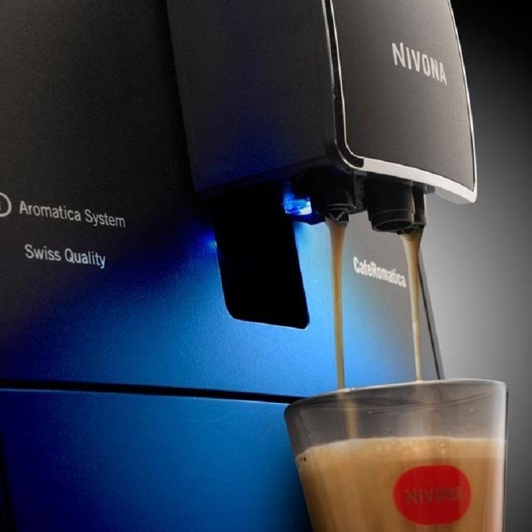 Кофемашина Nivona NICR CafeRomatica 756