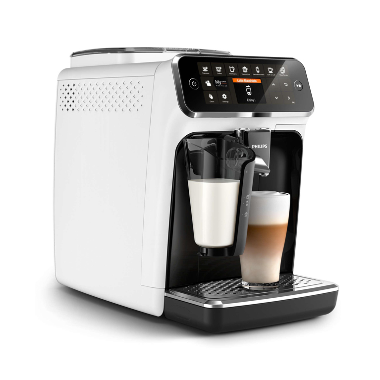 Кофемашина Philips EP4343/50 Series 4300 LatteGo