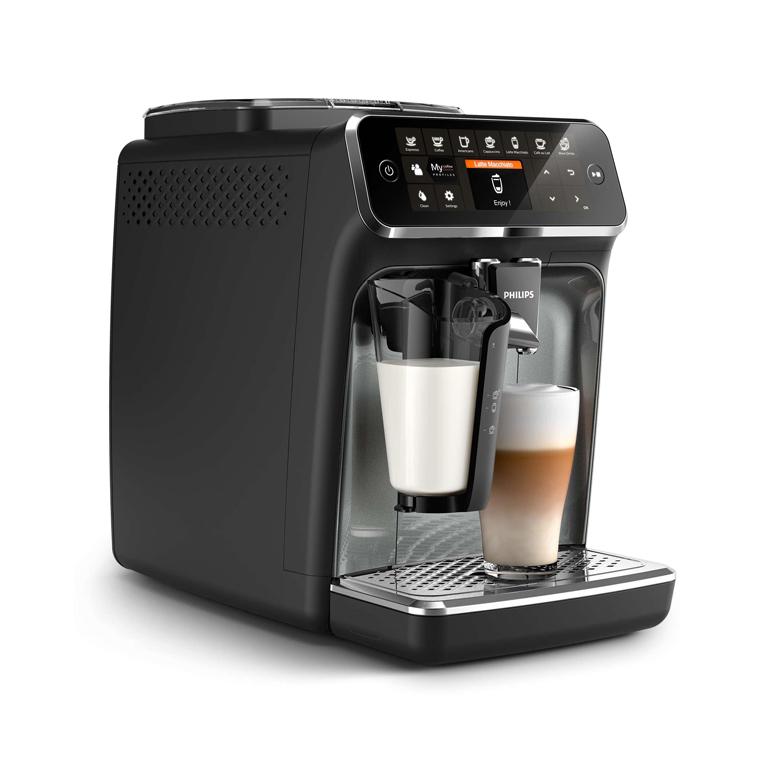 Кофемашина Philips EP4349/70 Series 4300 LatteGo