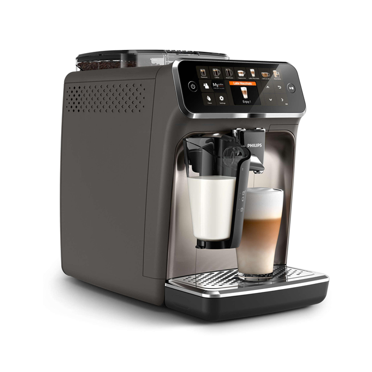 Кофемашина Philips EP5444 Series 5400 LatteGo